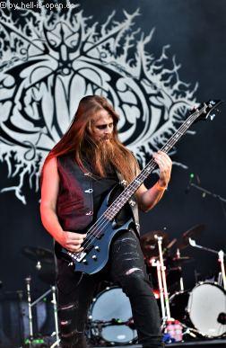 NAGLFAR mit Melodic-Black-Metal aus Schweden