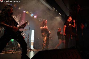 Supreme Carnage mit Death Metalr