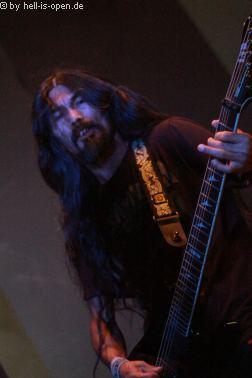 Supreme Carnage mit Death Metal und Verstärkung aus Indonesien