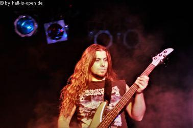 Bösedeath aus Darmstadt mit Brutal/Slam Death Metal