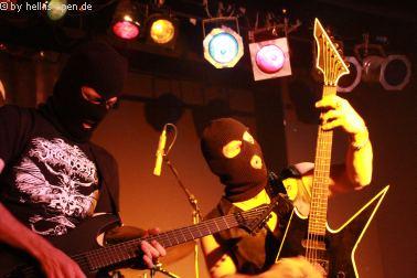Funeral Whore aus den Niederlanden mit Old school Death Metal
