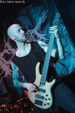 Ichor mit Death Metal beim PoD 8