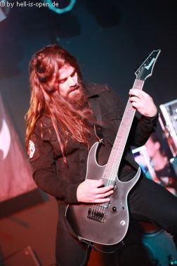 Dawn of Disease als Headliner mit Death Metal beim Path of Death VIII