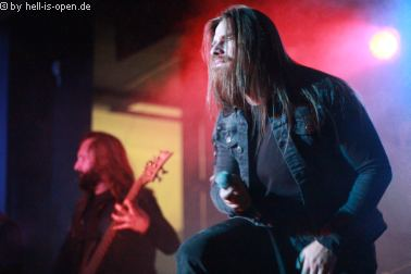 Dawn of Disease als Headliner mit Death Metal beim Path of Death VIII