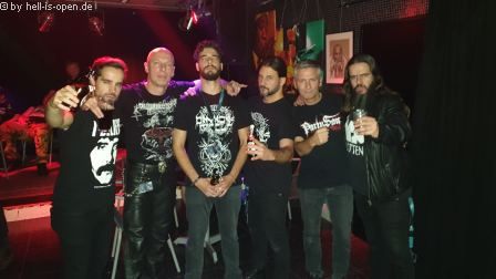 Aftershow Party mit The Ominous Circle
