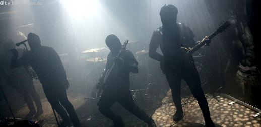 Gaerea mit düsterem Death Metal aus Portugal