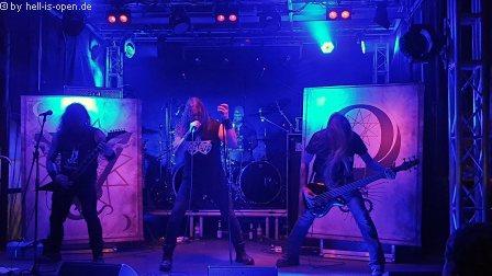 Purgatory mit Death Metal aus Sachsen