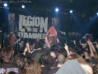Legion of the Damned aus Holland (Ex-Occult)