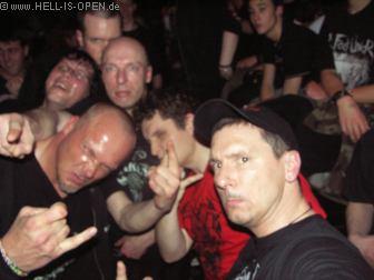 Einige Members von Hell-is-open.de