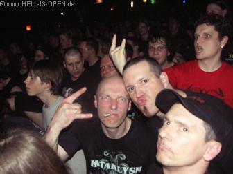 Cannibal Corpse und HIO