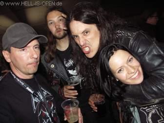 2. von rechts Ian von Detroyer 666