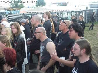 Fans bei Rotten Sound