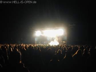 Fans bei Six Feet Under