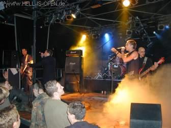 HELLFELD überzeugen mit ihren Coverversionen von Slayer