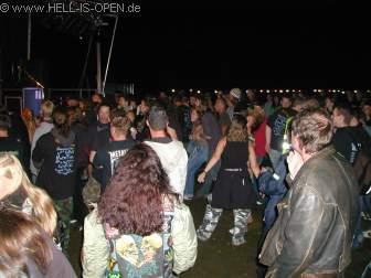 Fans bei Nutellica