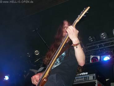 2. Band des Abends Divine Noise Attack