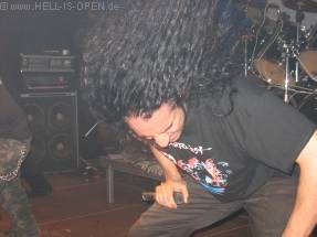 Dave Rotten immer in Action