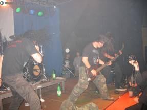 Avulsed geile Live Performance