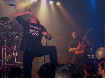 Quo Vadis Geiler Death Metal vom Opener