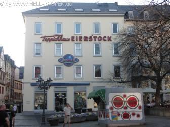 Lustige Namen haben die Geschäfte in Koblenz