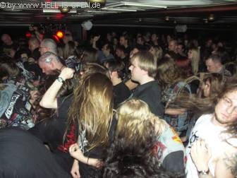 Fans bei DESASTER