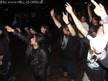Fans bei Die APOKALYPTISCHEN REITER