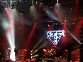 Asphyx @ Party.San Open Air 2007