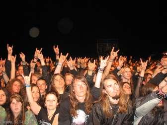 Fans bei Gorgoroth