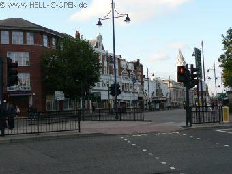 "London - Brixton Location ""The Fridge"""