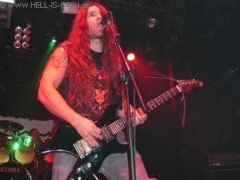 RAZOR OF OCCAM Matt - also playing with Agatus, Deströyer 666