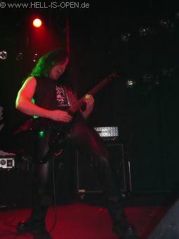 RAZOR OF OCCAM Ian aka Shrapnel - also playing with Deströyer 666, Adorior
