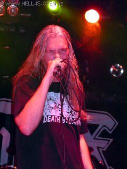 ASHYX as headliner Singer Martin van Drunen