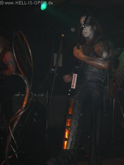 Der Headliner Behemoth