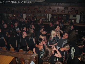 Publikum bei LEGION OF THE DAMNED