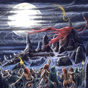 Review: Varathron - Glorification unde the latin Moon :: Klicken zum Anzeigen...