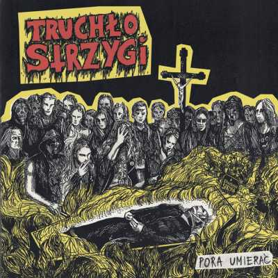 Review: TRUCHtO - StRZYGi :: Genre: Black/Thrash Metal