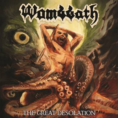 Review: Wombbath - The Great Desolation :: Klicken zum Anzeigen...