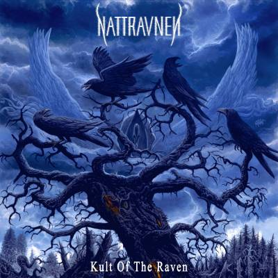 Review: Nattravnen - Kult Of The Raven :: Genre: Death Metal