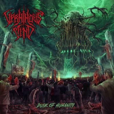 Review: Verminous Mind - Dusk of Humanity :: Genre: Death Metal