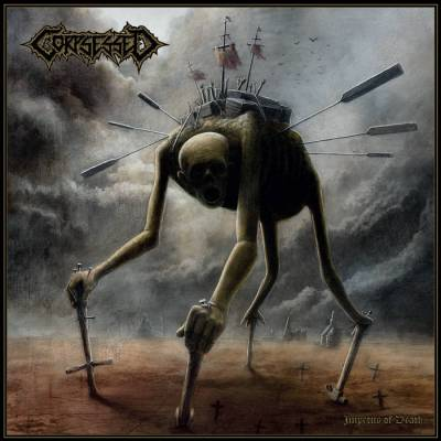 Review: Corpsessed - Impetus of Death :: Klicken zum Anzeigen...
