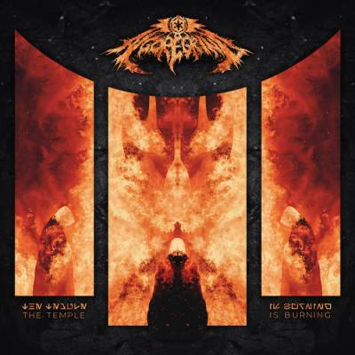Review: Al Goregrind - The Temple is burning :: Genre: Grindcore