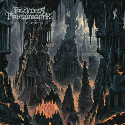 Review: Reckless Manslaughter - Caverns Of Perdition :: Genre: Death Metal
