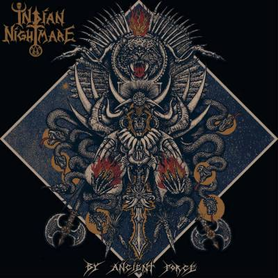 Review: Indian Nightmare - By Ancient Force :: Genre: Metal