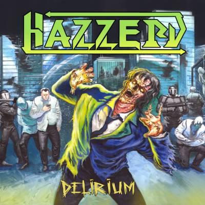 Review: Hazzerd - Delirium :: Klicken zum Anzeigen...