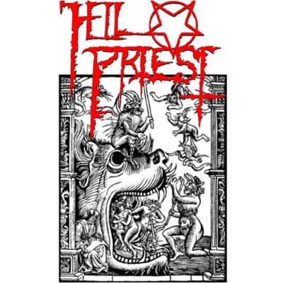 Review: Hell Priest - The Hell Priest :: Genre: Black/Thrash Metal
