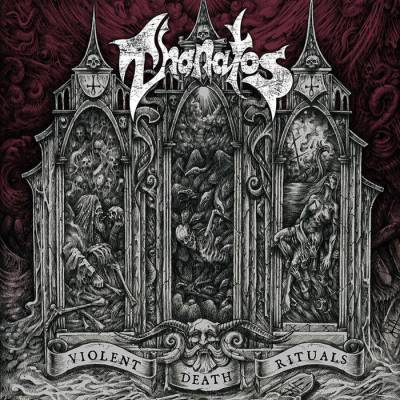 Review: Thanatos - Violent Death Rituals :: Klicken zum Anzeigen...