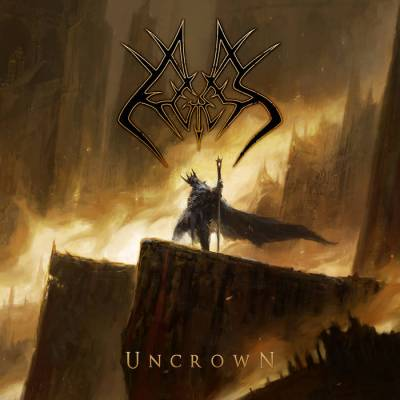 Review: Ages - Uncrown :: Genre: Black Metal