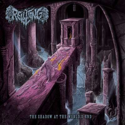 Review: Revolting - The Shadow At The World's End :: Genre: Death Metal