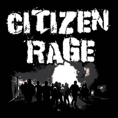 citizen rage - black