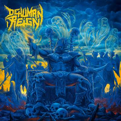 Review: DEHUMAN REIGN - Descending Upon The Oblivious :: Klicken zum Anzeigen...